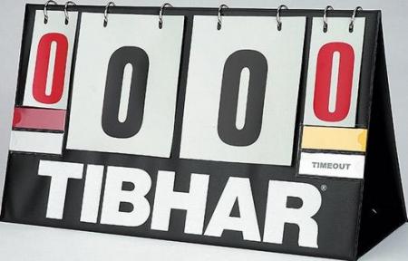 Суддівський лічильник Tibhar ZÄHLGERÄT TIME OUT (від 0 до 20)