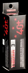 М'ячі TIBHAR ★★★ 40+ SL 3 шт