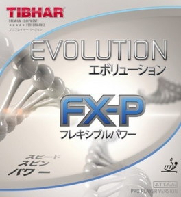 Накладка Tibhar Evolution FX-P