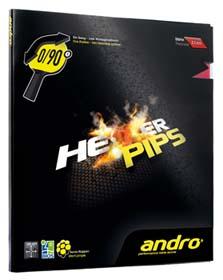 Накладка Andro Hexer Pips +