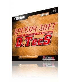Накладка Tibhar Speedy Soft D.TecS