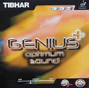 Накладка Tibhar Genius+ Optimum Sound