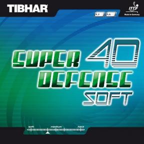 Накладка Tibhar Super Defense 40 Soft