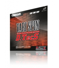 Накладка Tibhar Vari Spin D.TecS