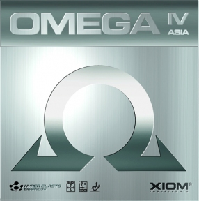 Накладка Xiom Omega IV Europe
