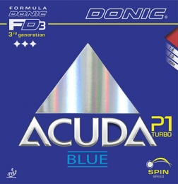 Накладка Donic Acuda Blue P1 Turbo